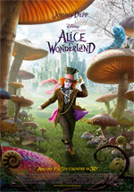 Locandina Alice in Wonderland