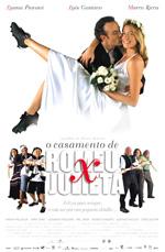 Locandina Romeo e Giulietta finalmente sposi