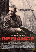 Locandina Defiance - I giorni del coraggio
