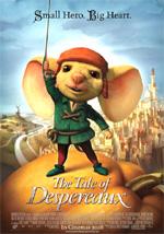 Poster Le avventure del topino Despereaux  n. 1