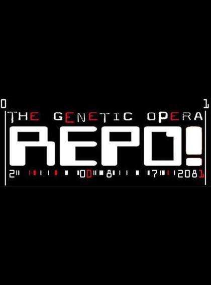 Locandina italiana Repo! The Genetic Opera!
