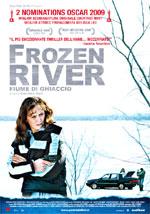 Locandina Frozen River - Fiume di ghiaccio
