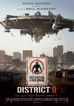 Locandina District 9