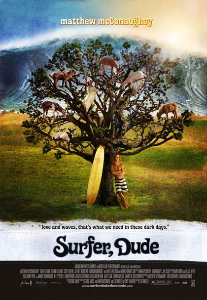 Locandina Surfer Dude