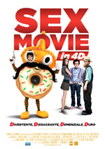 Locandina Sex Movie in 4D