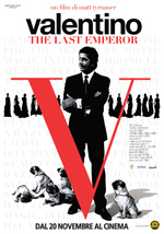 Locandina Valentino - The Last Emperor
