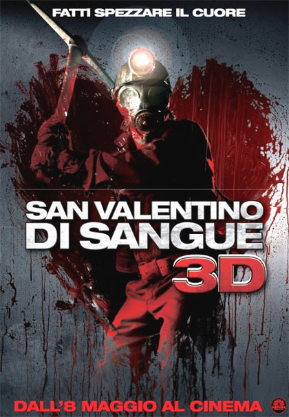 Guarda gratis San Valentino di Sangue in streaming italiano HD