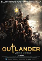 Locandina Outlander - L'ultimo vichingo