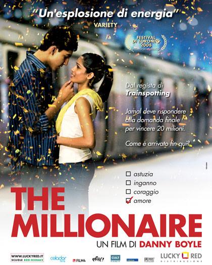 Locandina The Millionaire