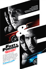Locandina Fast & Furious - Solo parti originali