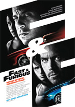 Poster Fast & Furious - Solo parti originali  n. 2