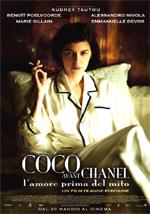 Locandina Coco Avant Chanel - L'amore prima del mito