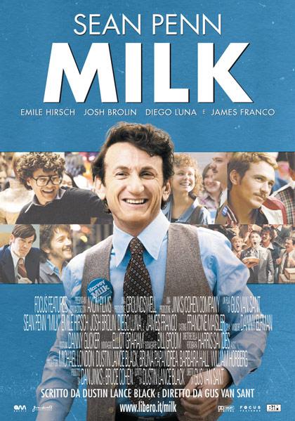 Locandina italiana Milk
