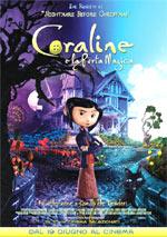 Locandina Coraline e la porta magica