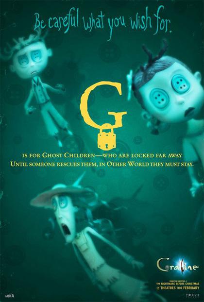 Poster 14 coraline e la porta magica - Coraline e la porta magica film ...