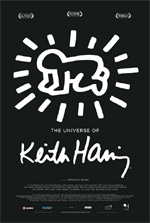 Locandina The Universe of Keith Haring