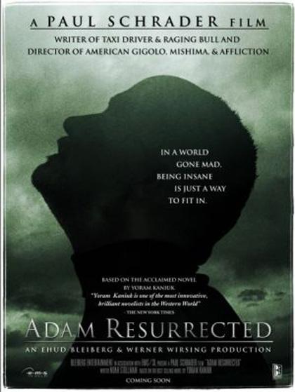 Poster Adam Resurrected