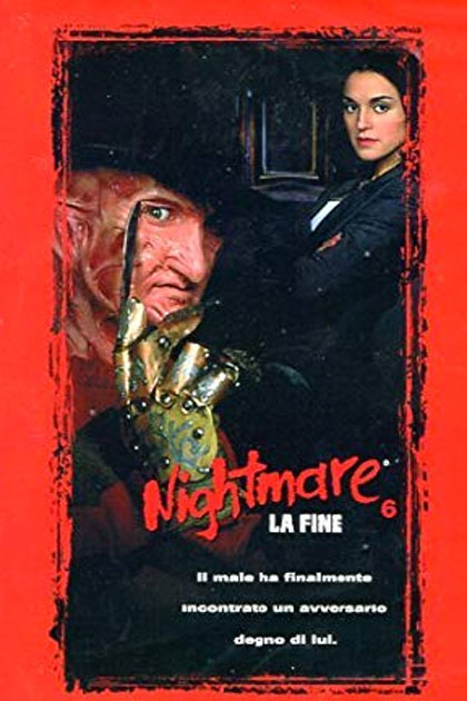 Trailer Nightmare 6 - La fine