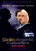 Locandina Giallo/Argento