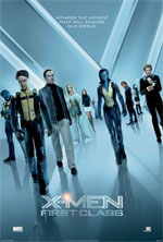 Poster X-Men: L'inizio  n. 11