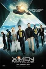 Poster X-Men: L'inizio  n. 12