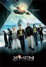 Poster X-Men: L'inizio  n. 13