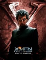 Poster X-Men: L'inizio  n. 16