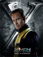 Poster X-Men: L'inizio  n. 17