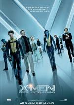 Poster X-Men: L'inizio  n. 5