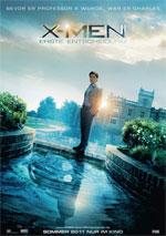 Poster X-Men: L'inizio  n. 6