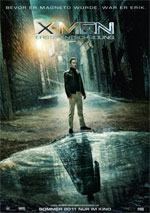 Poster X-Men: L'inizio  n. 7
