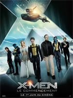Poster X-Men: L'inizio  n. 8