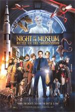 Poster Una notte al museo 2 - La fuga  n. 1