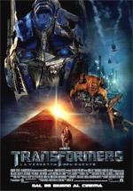 Locandina Transformers - La vendetta del caduto