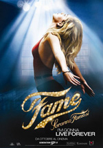 Locandina Fame - Saranno famosi