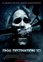 Locandina The Final Destination 3D