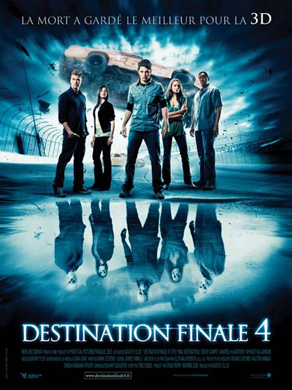 The Final Destination 3D