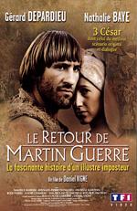 locandina Il ritorno di Martin Guerre