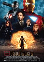 Locandina Iron Man 2