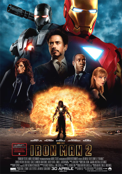 Guarda in streaming Iron Man 2 e scarica il Torrent ITA