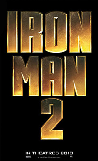 Poster Iron Man 2