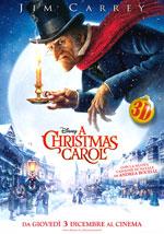 Locandina A Christmas Carol