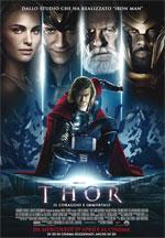 Locandina italiana Thor
