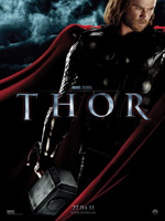 Poster Thor  n. 6
