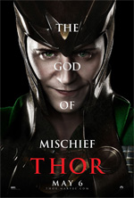 Poster Thor  n. 9
