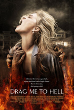 Poster Drag Me to Hell  n. 1