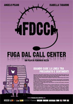 Locandina Fuga dal Call Center
