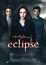 Locandina The Twilight Saga - Eclipse