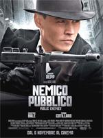 Locandina Nemico Pubblico - Public Enemies