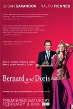 locandina Bernard & Doris - Complici ami...